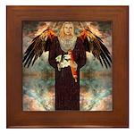 Angel #109 : Framed Tile