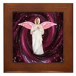Angel #106 : Framed Tile