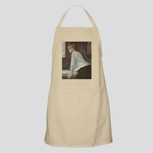 Toulouse-Lautrec The Laundress Apron