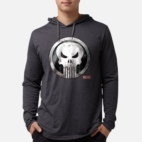 The Punisher Icon Hooded Shirt