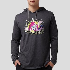MLP Sparkleriffic! Dark Mens Hooded Shirt