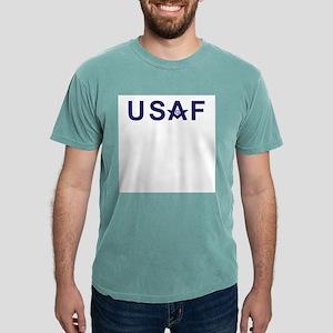 USAF BBQ copy Mens Comfort Colors Shirt