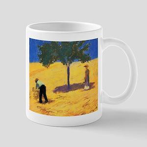 Macke - Tree in Cornfield Mug