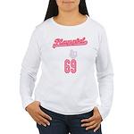 Playgirl Women's Long Sleeve T-Shirt