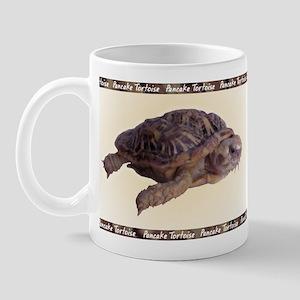Pancake Tortoise Mug