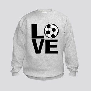 Love Soccer Jumpers