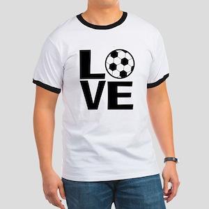 Love Soccer T-Shirt
