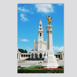 Sanctuary of Fatima Postcards (Package of 8)