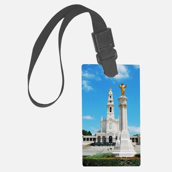Sanctuary of Fatima Luggage Tag