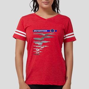 Enterprise Lineage Womens Football Shirt