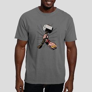 Marvel Comics Thor Hamme Mens Comfort Colors Shirt