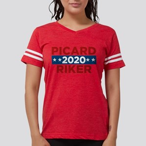 Picard Riker 2020 Womens Football Shirt