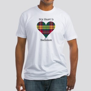 Heart - Buchanan Fitted T-Shirt