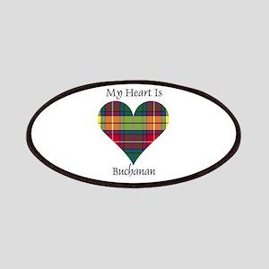Heart - Buchanan Patches