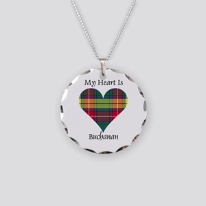 Heart - Buchanan Necklace Circle Charm