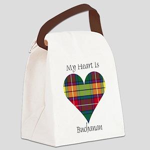 Heart - Buchanan Canvas Lunch Bag