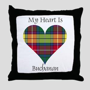 Heart - Buchanan Throw Pillow