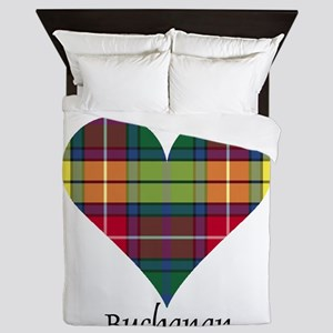 Heart - Buchanan Queen Duvet