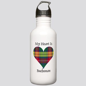 Heart - Buchanan Stainless Water Bottle 1.0L