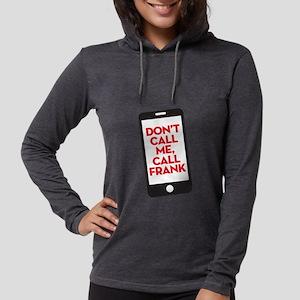HTGAWM Call Frank Womens Hooded Shirt