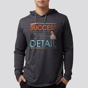 Modern Family Philsosophy Succes Mens Hooded Shirt