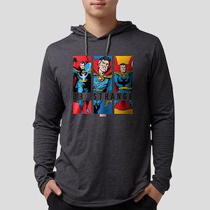 Doctor Strange Panels 2 Mens Hooded Shirt