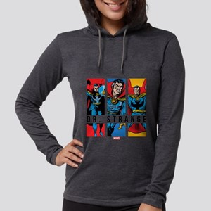 Doctor Strange Panels 2 Womens Hooded Shirt