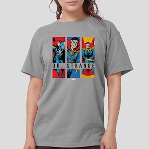Doctor Strange Panels  Womens Comfort Colors Shirt