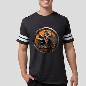 raptor f22 Mens Football Shirt