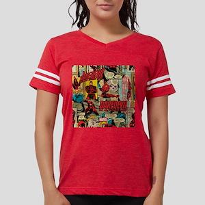Daredevil Collage  Womens Football Shirt