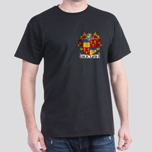 Butler Coat of Arms Dark T-Shirt