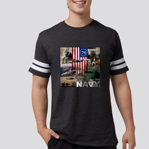 NAVY 1776 Mens Football Shirt