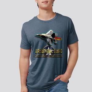 USAF Air National Guard Mens Tri-blend T-Shirt