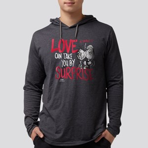 Peanuts - Love Can Take You by S Mens Hooded Shirt