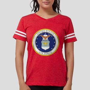 Air Force USAF Emblem Womens Football Shirt