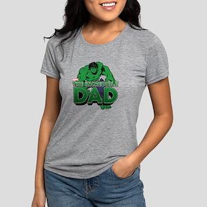 IncredibleDad Womens Tri-blend T-Shirt