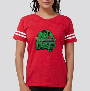 IncredibleDad Womens Football Shirt