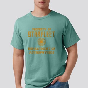 DEPTOFASTROPHYSICSFORDAR Mens Comfort Colors Shirt