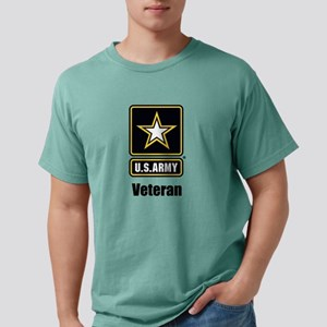 U.S. Army Veteran Mens Comfort Colors Shirt