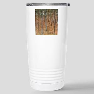 Klimt - Beech Forest Stainless Steel Travel Mug