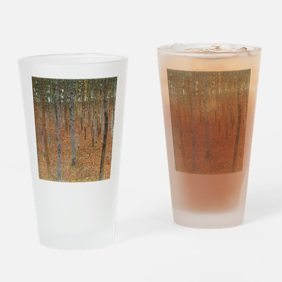 Klimt - Beech Forest Drinking Glass