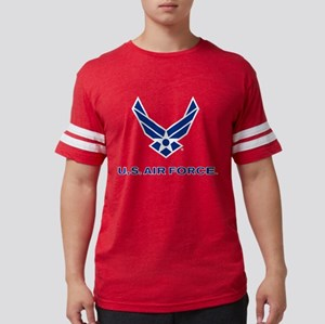 U.S. Air Force Seal Mens Football Shirt