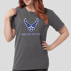 U.S. Air Force Seal Womens Comfort Colors Shirt