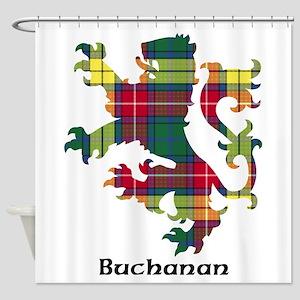 Lion - Buchanan Shower Curtain