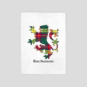 Lion - Buchanan 5'x7'Area Rug