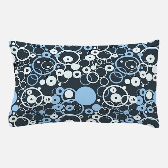 Funky Circles Pillow Case