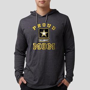 proudarmymom22b Mens Hooded Shirt