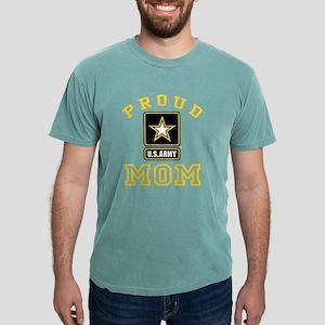 proudarmymom22b Mens Comfort Colors Shirt