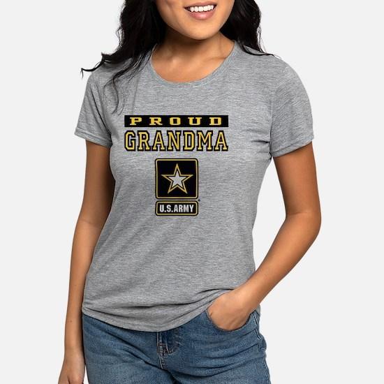 armygrandma Womens Tri-blend T-Shirt