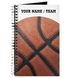 Basketball Journals & Spiral Notebooks